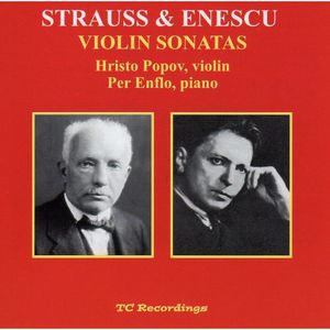Strauss & Enescu-Violin Sonatas