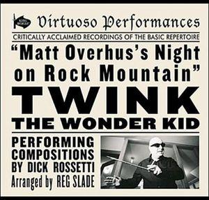 Matt Overhus's Night on Rock Mountain