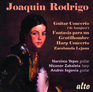 Rodrigo: Guitar Concerto ('de Aranjuez') /  Fantasia para un Gentilhomb