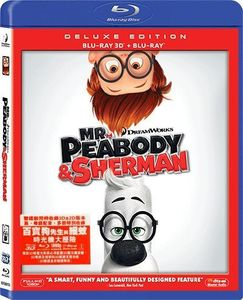 Mr. Peabody & Sherman (2014) (3D + 2D) [Import]
