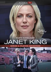 Janet King: Series 3 - Playing Advantage