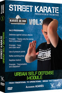 Street Karate, Vol. 3: Urban Self Defense Module