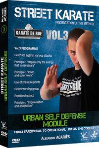 Street Karate, Vol. 3: Urban Self Defense Module
