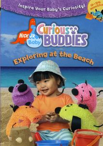 Curious Buddies: Exploring at the Beach