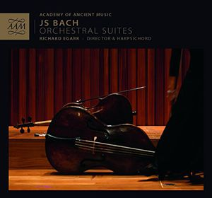 Orchl Suites BWV1066-69
