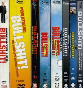 Penn and Teller: Bullshit!: Eight Season Pack