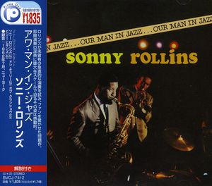 Our Man in Jazz [Import]