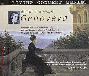 Living Concert Series: Genoveva