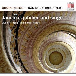 Jauchze Jubilier Und Singe: 18th Century /  Various