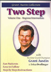 Two Step With Grant Austin, Vol. 1, Beginner