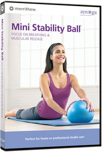 Mini Stability Ball: Focus on Breathing and Muscular
