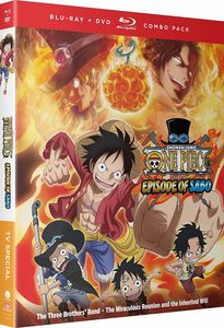 One Piece - Episode Of Sabo: The Three Brothers' Bond - The MiraculousReunion And The Inherited Will - TV Special