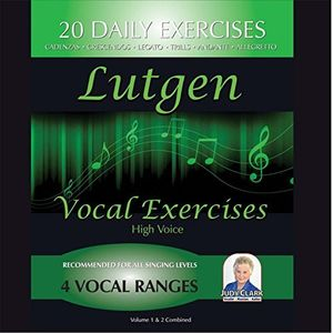 Lutgen High-Coloratura Voice Vol 1 & 2 Combined