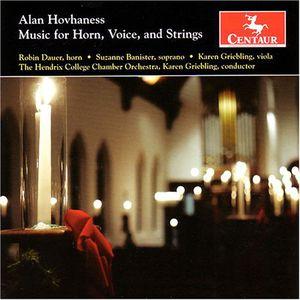 Music for Horn Voice & Strings