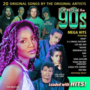 Top Hits Of The 90'S: Mega Hits