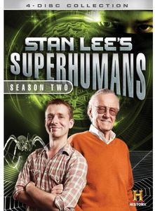 Stan Lee's Superhumans Season 2