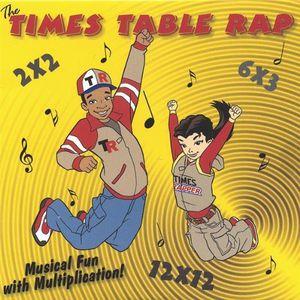 Times Table Rap