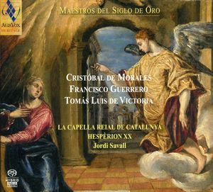 Masters from the Golden Century: Sacred Music By