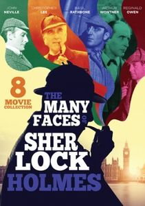 Many Faces of Sherlock Holmes, the DVD