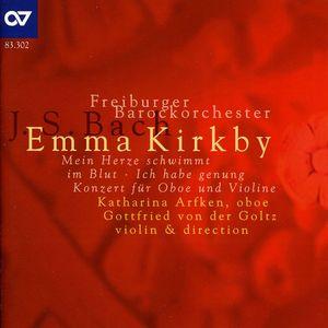 Solo Cantats BWV 72 & 199