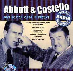 Who's On First: A Collection Of Classic Routines From The 1940's [Import]