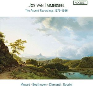Jos Van Immerseel - Accent Recordings 1979-1986