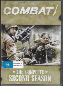 Combat!: The Complete Second Season [Import]
