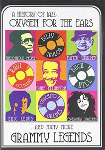 A History of Jazz: Oxygen for the Ears