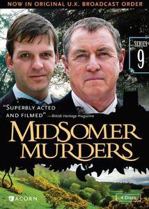 Midsomer Murders Series 9 Reissue