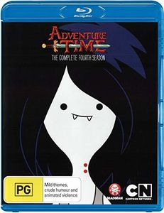 Adventure Time: The Complete Fourth Season [Import]