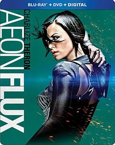 Aeon Flux (Steelbook)