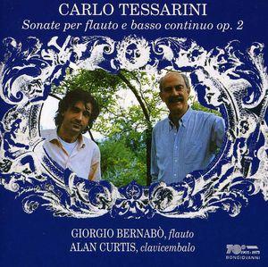 Sonatas For Transverse Flute Op.2
