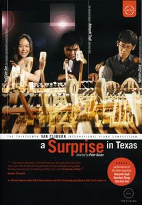 Surprise in Texas: 13th Intl Van Cliburn