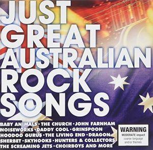 Just Great Australian Rock Songs /  Various [Import]