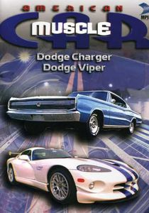 American Musclecar: Dodge Charger & Dodge Viper