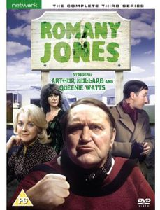 Romany Jones-The Complete Third Series [Import]