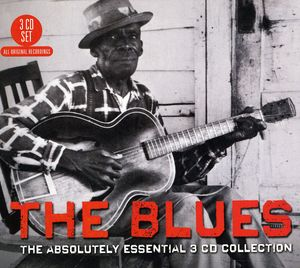 Blues: Absolutely Essential 3 CD Collection /  Various [Import]