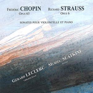 Sonates for Cello & Piano