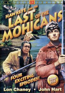 Hawkeye and the Last of the Mohicans: Volume 5