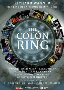 Colon Ring: Wagner in Buenos Aires