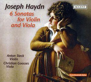 6 Sonatas for Violin & Viola