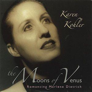 Moons of Venus-Romancing Marlene Dietrich