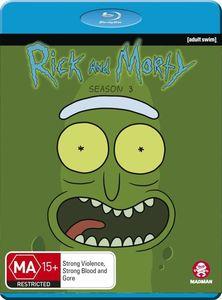 Rick & Morty: Season 3 [Import]