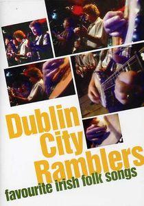 Favourite Irish Folk Songs [Import]