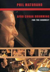 Afro-Cuban Drumming