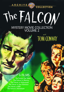 The Falcon Mystery Movie Collection: Volume 2