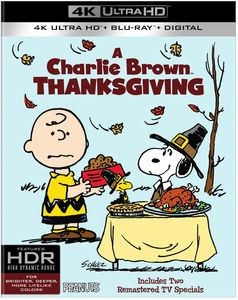 A Charlie Brown Thanksgiving