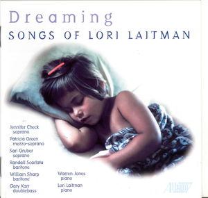 Dreaming: The Songs of Lori Laitman