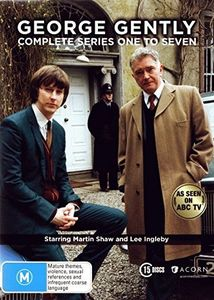 George Gently Complete S1-7 [Import]