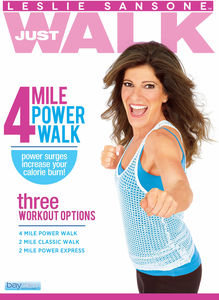 4 Mile Power Walk